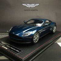 Frontiart Sophiart 1:18 Aston Martin DB11 Die Cast Model Metal Blue