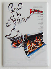 Who Framed Roger Rabbit? FRIDGE MAGNET (2.5 x 3.5 inches) movie poster