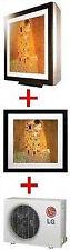 CLIMATIZZATORE LG DUAL SPLIT INVERTER ART COOL Gallery 9000+12000 CON MU2M15 UL3
