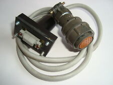19-poliges Adapter- Kabel Bu- Bu 10-polig / KBS 1300 - KBM 1300