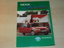32031) Daewoo Nexia Sportiv Prospekt 199?