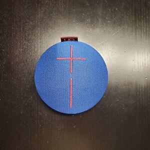 UE ROLL Atmosphere Wireless  Bluetooth Speaker Waterproof Shockproof used good