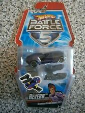 Hot Wheels Battle Force 5 REVERB purple Stanford Isaac Rhodes IV - New.