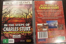 JACK ABSALOM'S IN THE STEPS OF CHARLES STURT DVD RARE DELETED DOCUMENTARY FILM
