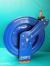 NEW COXREELS SH-N-525-BP HOSE REEL WITH HOSE