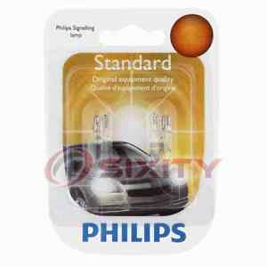 Philips License Plate Light Bulb for Ford Aerostar Bronco Bronco II Country hc