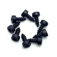 US Stock 50x  M2 x 5mm Alloy Steel Allen Hex Socket Head Cap Self-Tapping Screws