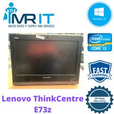 Lenovo ThinkCentre E73z AiO Intel i3-4130 3.40GHz 4GB 500GB HDD WIN10 Pro