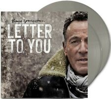 Springsteen Bruce Letter To You Doppio Vinile Lp Colorato (Indie Exclusive)