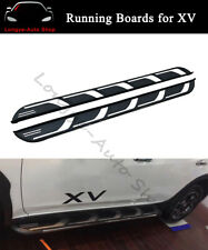 Running Boards fits for Subaru XV Crosstrek 2018 2019 2020 Side Step Nerf Bars