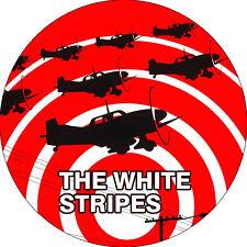 CHAPA/BADGE THE WHITE STRIPES . pin button jack meg white kills dead weather