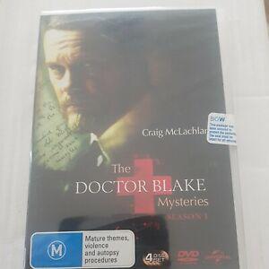 The Doctor Blake Mysteries Season 1 Dvd Sealed