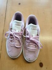 Adidas Girl's Pink Trainers Size 2