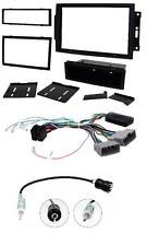 Connects2 Single/Double Din Kit inc amp retention Jeep Commander 2007