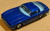 Matchbox Lesney No 31 Blue ISO Grifo Car - VNM