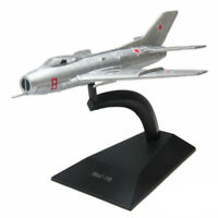 Mikoyan-Gurevich MiG-19 Fighter Aircraft 1952 Year 1/110 Scale Model with Stand
