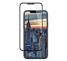 Black Full Cover Tempered Glass Screen Protector For Apple Iphone X 10