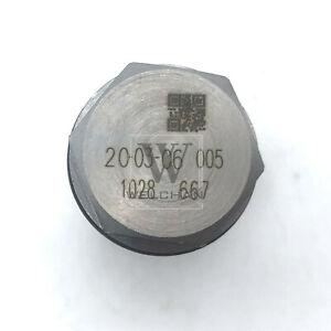 Common Rail Pressure Release Relief 1110010028 Pressure limit Valve