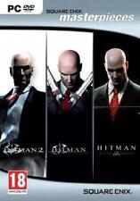 Hitman: Triple Pack (PC DVD) BRAND NEW SEALED HITMAN 2/BLOOD/HITMAN