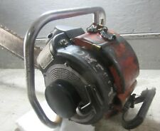 """VINTAGE COLLECTIBLE HOMELITE 26LCS-A CHAINSAW WITH 36"""" BAR"""