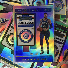 2019-20 Contenders HASSAN WHITESIDE Conf Finals Ticket 32/125