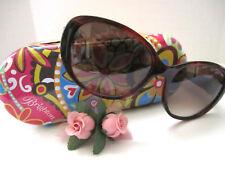 "Brighton ""SPIRIT IN SKY"" Tortoise Crystal Accented Sunglasses (MSR$115) NWT/Tin"