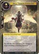 Force of Will TCG  x 4 Arla, Demonic Flying Ace - ENW-002 - U [NM-Mint]