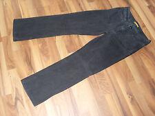 MAC Jeans Angela One-Star, schwarz used, Gr. 40/32, guter Zustand