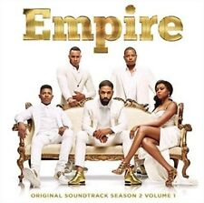 Empire Season 2 Volume 1 Soundtrack CD Album (november 20th 2015)