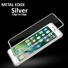 Tempered Glass Screen Protector For Apple iphone 6 Plus - Metal New