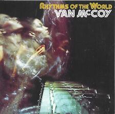 Van McCoy – Rhythms Of The World   New cd  Canada import