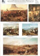 Libro de arte militar Cranston Dama Butler, cantón Woodville, napoleónico, británico