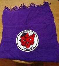 Vintage Pendleton Blanket Lindfield Wildcats Oregon State College University