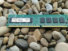 Memoria SDRAM Kingston ValueRAM KVR400X64C3A/1G DDR2 1Gb a 400Mhz