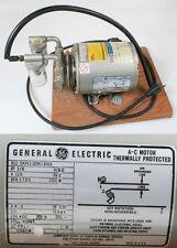 AIR COMPRESSOR MODEL NO. 0211-V138-G8CX NUARAC COMPANY MODEL M-35 115V 1.6HP