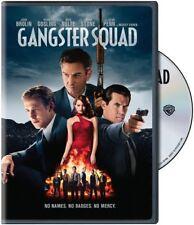 Gangster Squad [New DVD] Full Frame, Subtitled, Ac-3/Dolby Digital, Dolby, Eco