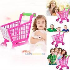 Mini Shopping Cart Holder Toddler Pretend Play Development Toy For kids Children