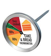 Eddingtons Cake & Bread Thermometer - Ovenproof Baking Thermometer