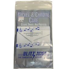 Blitz, nickel & chrome care blitz, Unused / New