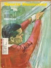 Gay Brewer AUTO Signed 1967 Sports Illustrated Masters Kentucky Wildcats A198