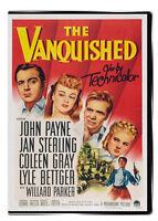 The Vanquished 1953 DVD - John Payne, Jan Sterling, Coleen Gray, Lyle Bettger
