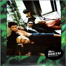 NUEST NU'EST - RE : BIRTH 1st Album CD,Photo Booklet,Post Card Sealed