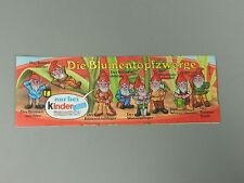 HPF-BPZ: Die Blumentopfzwerge 1988 (100% original)
