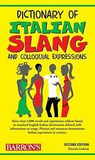 Dictionary of Italian Slang and Colloquial Expressions-ExLibrary