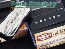 Tonerider P90 Vintage Pickup set - Black