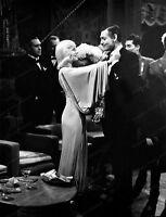 8x10 Print Clark Gable Norma Shearer Idot's Delight MGM 1939 #CG722