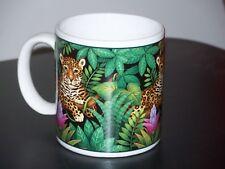 Cheetah (Leopard) Baby MUG,Jungle Motif,Stouffer,Sakura