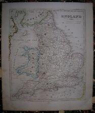 1850 map ENGLAND