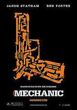 The Mechanic [Blu-ray], DVDs