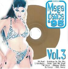 CD album MEGA DANCE 95  VOL. 3    ARCADE HOLLAND 1995 CORONA WHIGFIELD SCOOTER